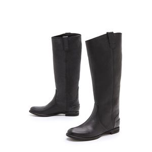 Madewell tall archive riding boots